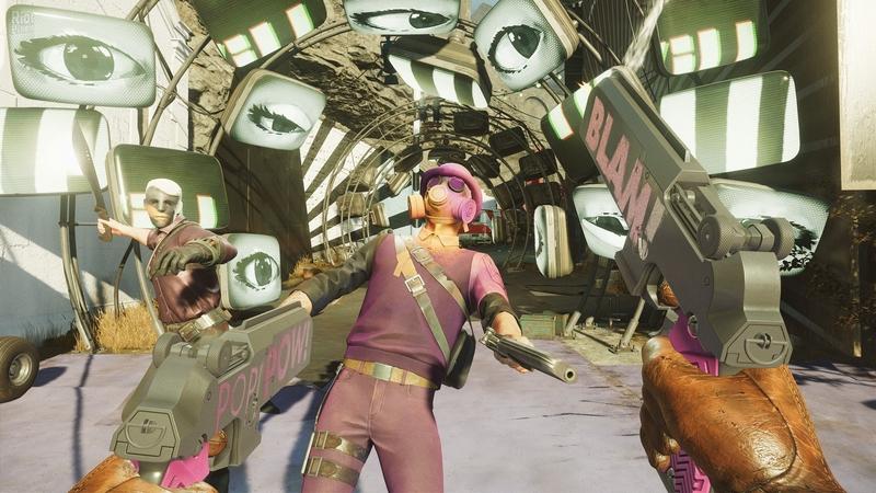 Скриншот из Deathloop