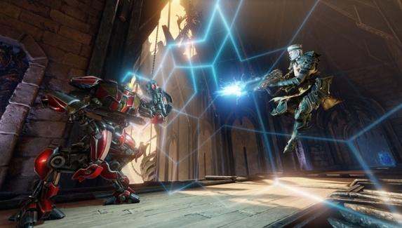 В Quake Champions все еще проблемы с неткодом: это заметно даже на LAN-турнирах