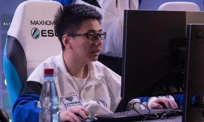 Team Aster покинула The Chongqing Major