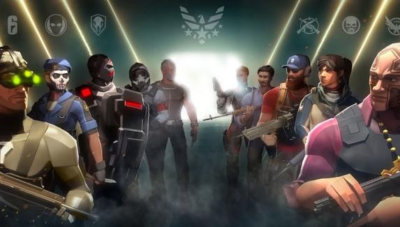 Объявлена дата релиза Elite Squad — мобильного кроссовера игр франшизы Tom Clancy's