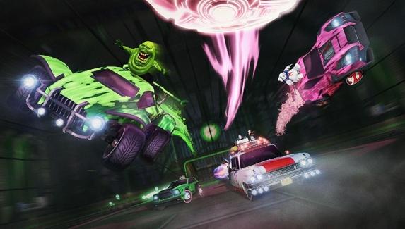 В Rocket League пройдёт кроссовер с «Охотниками за привидениями»