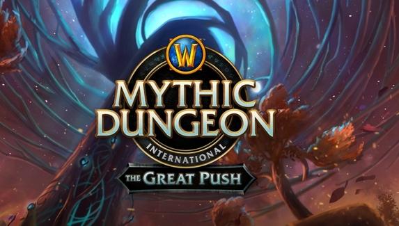 Blizzard анонсировала PvE-турнир The Great Push по WoW