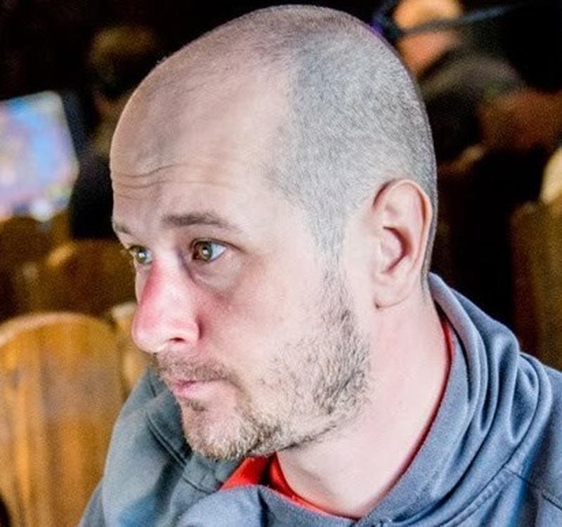 Сергей Pomi Родионов, комментатор и бывший профессиональный игрок в StarCraft II