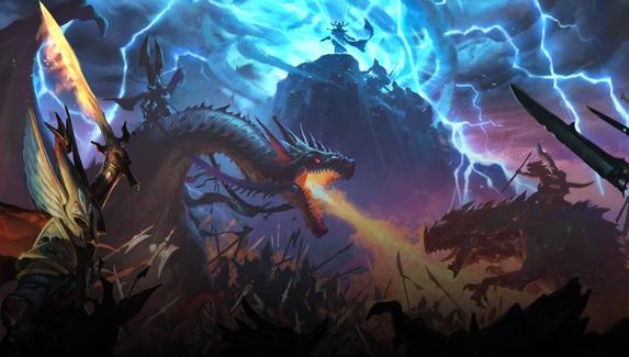Анонсировано бесплатное DLC для Total War: Warhammer II