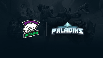 Virtus.pro начинает борьбу в Paladins Premier League Season 3