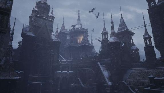 Опубликован новый трейлер Resident Evil Village, посвященный демоверсии Castle