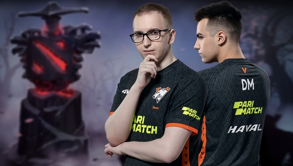 Virtus.pro обыграла Team Secret в матче групповой стадии EPIC League